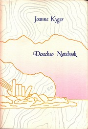 Cover of: Desecheo Notebook