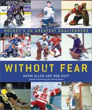 Cover of: Without Fear | Kevin Allen