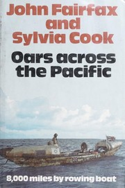 Cover of: Oars across the Pacific