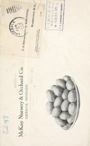 Cover of: McKay Nursery & Orchard Co., Lucedale, Mississippi | McKay Nursery & Orchard Company
