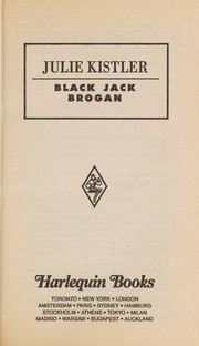 Cover of: Black Jack Brogan