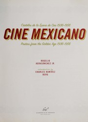 Cover of: Cine mexicano | Rogelio Agrasanchez