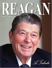 Cover of: Ronald Reagan | Deborah Hart Strober