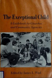 Cover of: The Exceptional child