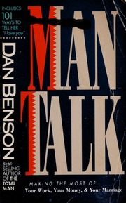Cover of: Man talk