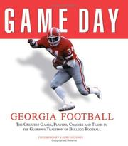 Cover of: Game Day Georgia Football