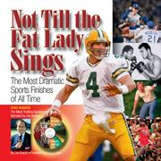 Cover of: Not till the fat lady sings