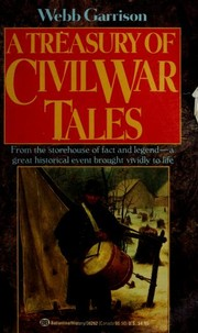 Cover of: A treasury of Civil War tales