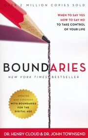 Cover of: BOUNDARIES UPDATED EXPANDED