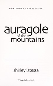 Cover of: Auragole of the mountains