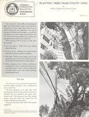 Cover of: Planting trees near utility lines | William E. Balmer