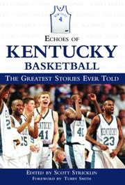 Echoes Kentucky Basketball by