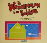 Cover of: A watermelon in the sukkah