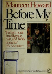 Cover of: Before my time