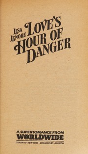 Cover of: Love's Hour of Danger