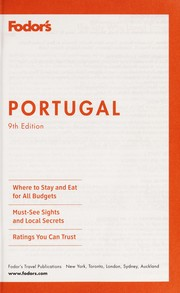 Cover of: Fodor's Portugal