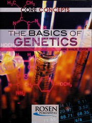 Cover of: The basics of genetics | Anne Wanjie