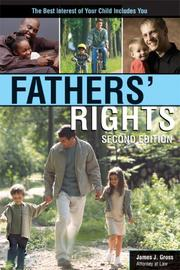 Cover of: Fathers' Rights, 2E (Fathers' Rights)