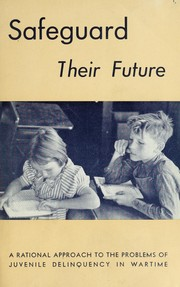 Cover of: Safeguard their future | Teachers