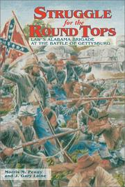 Cover of: Struggle for the Round Tops