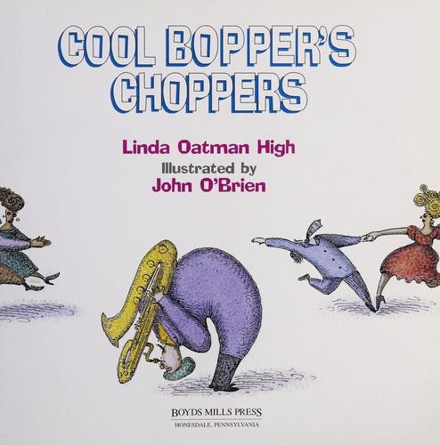 Big Bopper's choppers by Linda Oatman High