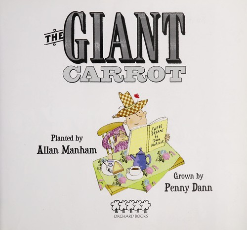 The giant carrot by Allan Manham