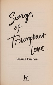 Cover of: Songs of triumphant love