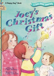 Cover of: Joey's Christmas Gift |