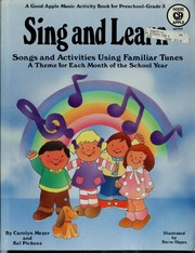 Cover of: Sing and Learn