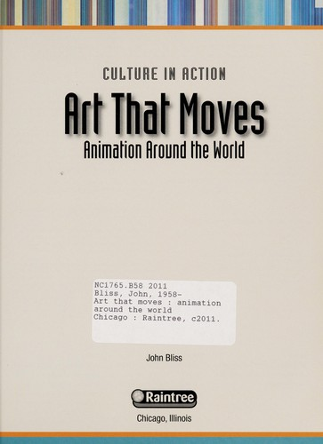 Art that moves by John Bliss