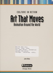 Cover of: Art that moves | John Bliss