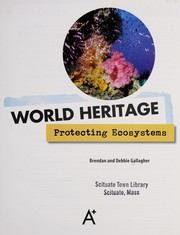 Cover of: Protecting ecosystems | Brendan Gallagher