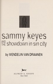 Cover of: Sammy Keyes and the showdown in Sin City