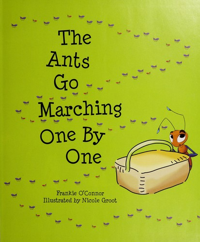 The ants go marching one by one by Frankie O'Connor