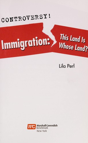 Immigration by Lila Perl