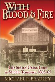 Cover of: With blood and fire
