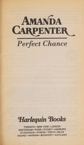 Perfect Chance by Carpenter