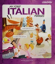 Cover of: My first Italian phrases | Jill Kalz