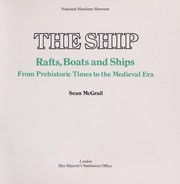 Cover of: Rafts, boats and ships from prehistoric times to the medieval era