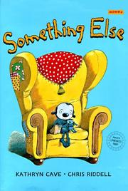 Cover of: Something else