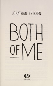 Cover of: Both of me | Jonathan Friesen
