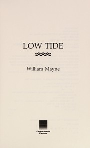 Cover of: Low Tide