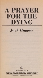 Cover of: A prayer for the dying