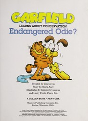 Cover of: Endangered Odie? (The Garfield Play 'n' Learn Library)