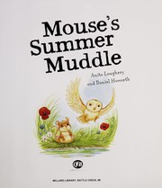 Cover of: Summer with mouse | Anita Loughrey