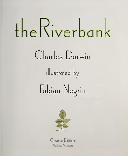 The  Riverbank by Charles Darwin