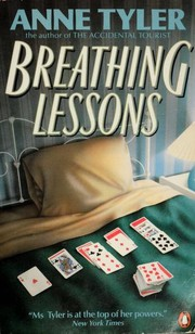 Cover of: Breathing lessons | Anne Tyler