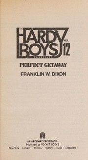 Cover of: Perfect getaway