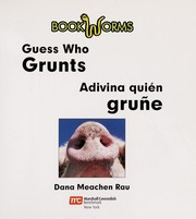 Cover of: Guess who grunts: Gruñe