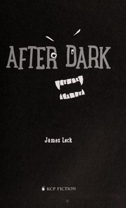 Cover of: After dark | James Leck